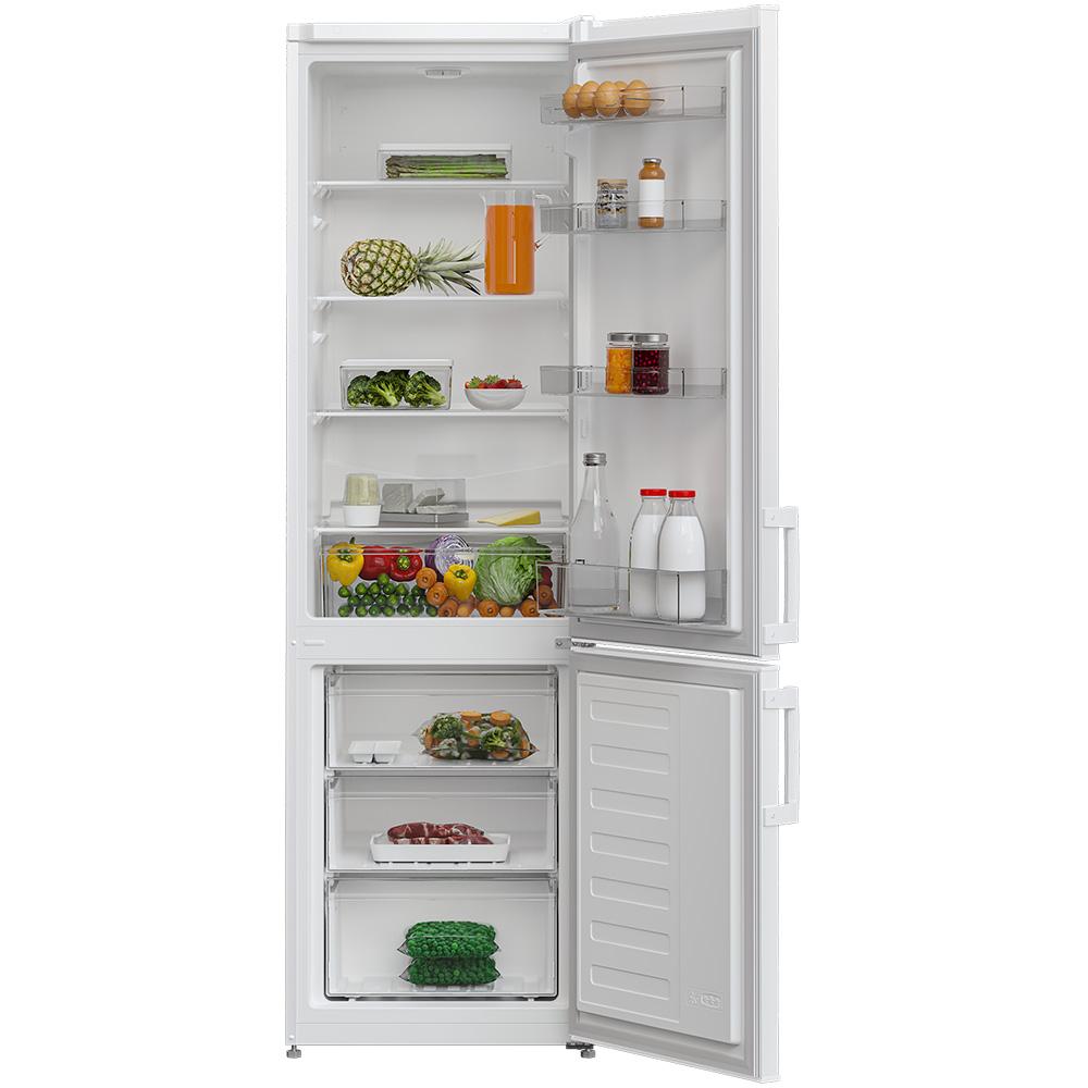 Холодильник ALTUS ALT305CW Морозильная камера нижнее расположение