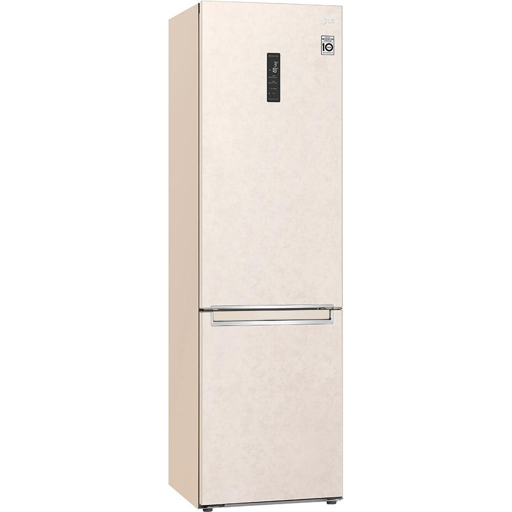 Холодильник LG GA-B509SESM Тип холодильника двухкамерный