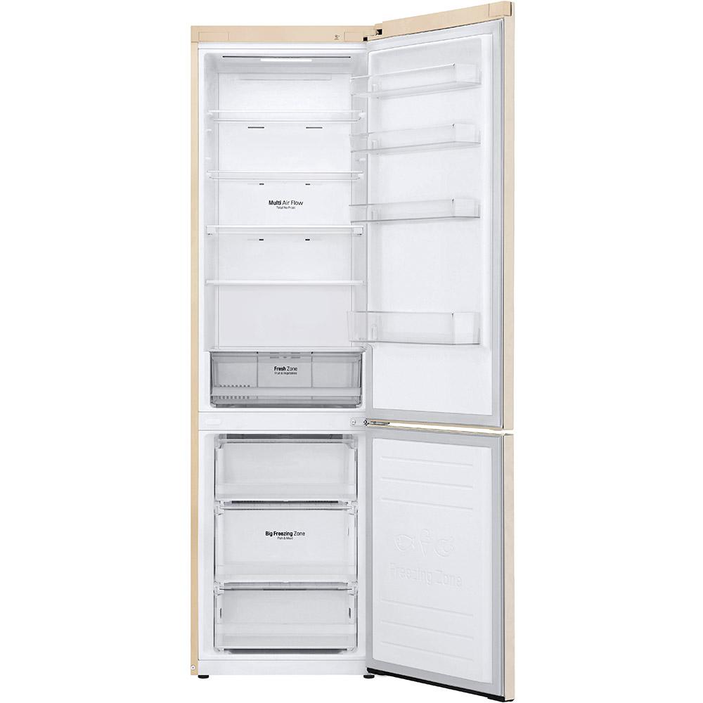 Холодильник LG GA-B509SESM Размораживание холодильной камеры No Frost
