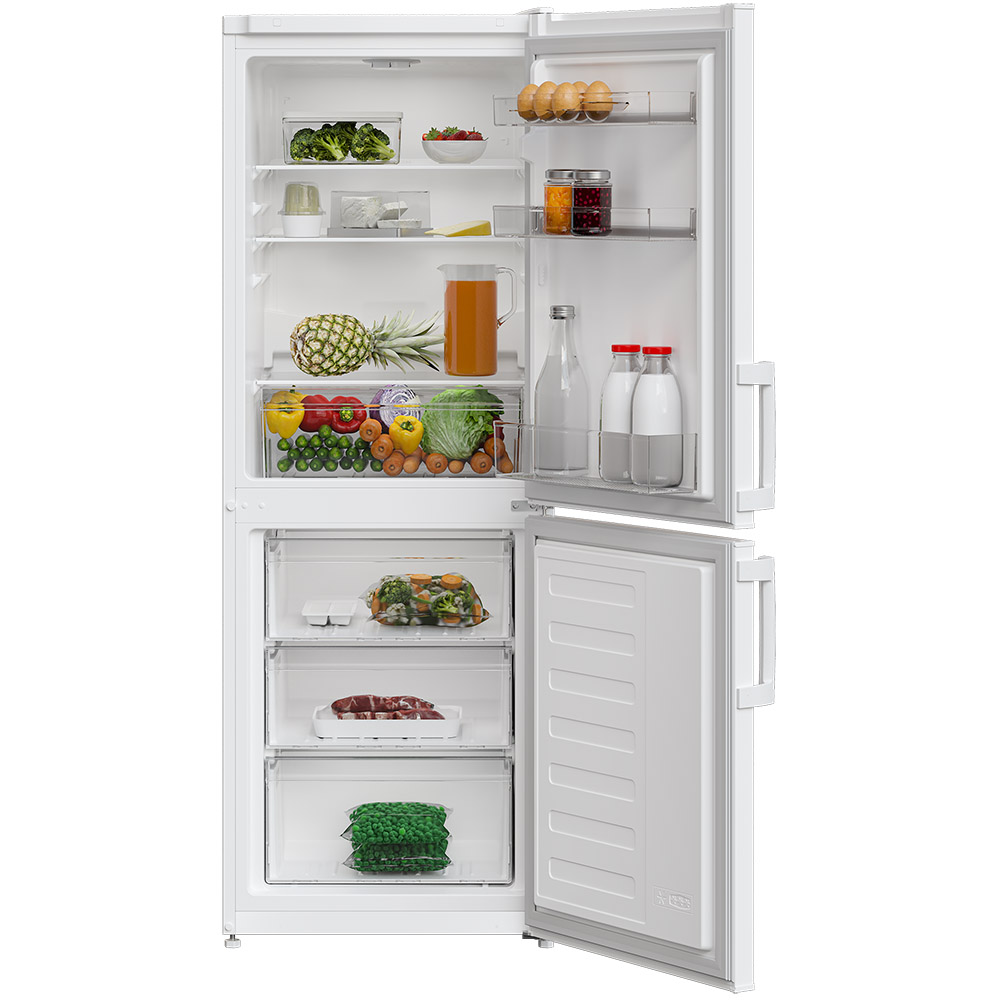 Холодильник ALTUS ALT240CW Морозильная камера нижнее расположение