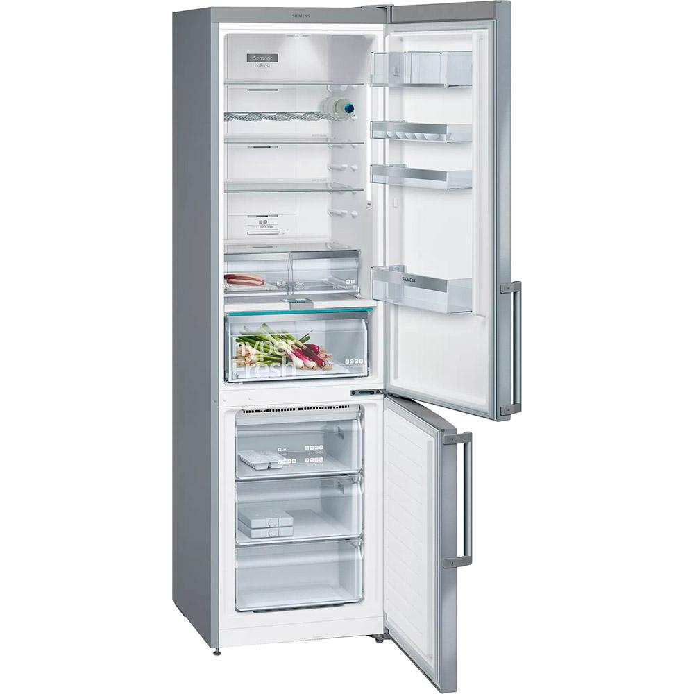 Холодильник SIEMENS KG39NAI306 Тип холодильника двухкамерный