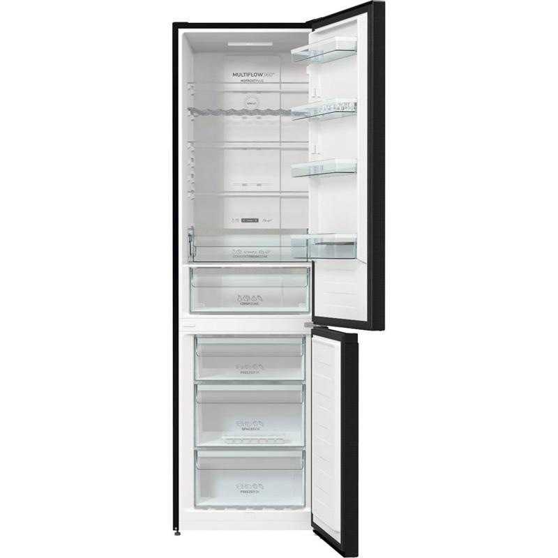 Холодильник GORENJE NRK 620 EABXL4 (HZF3568SED) Тип холодильника двухкамерный