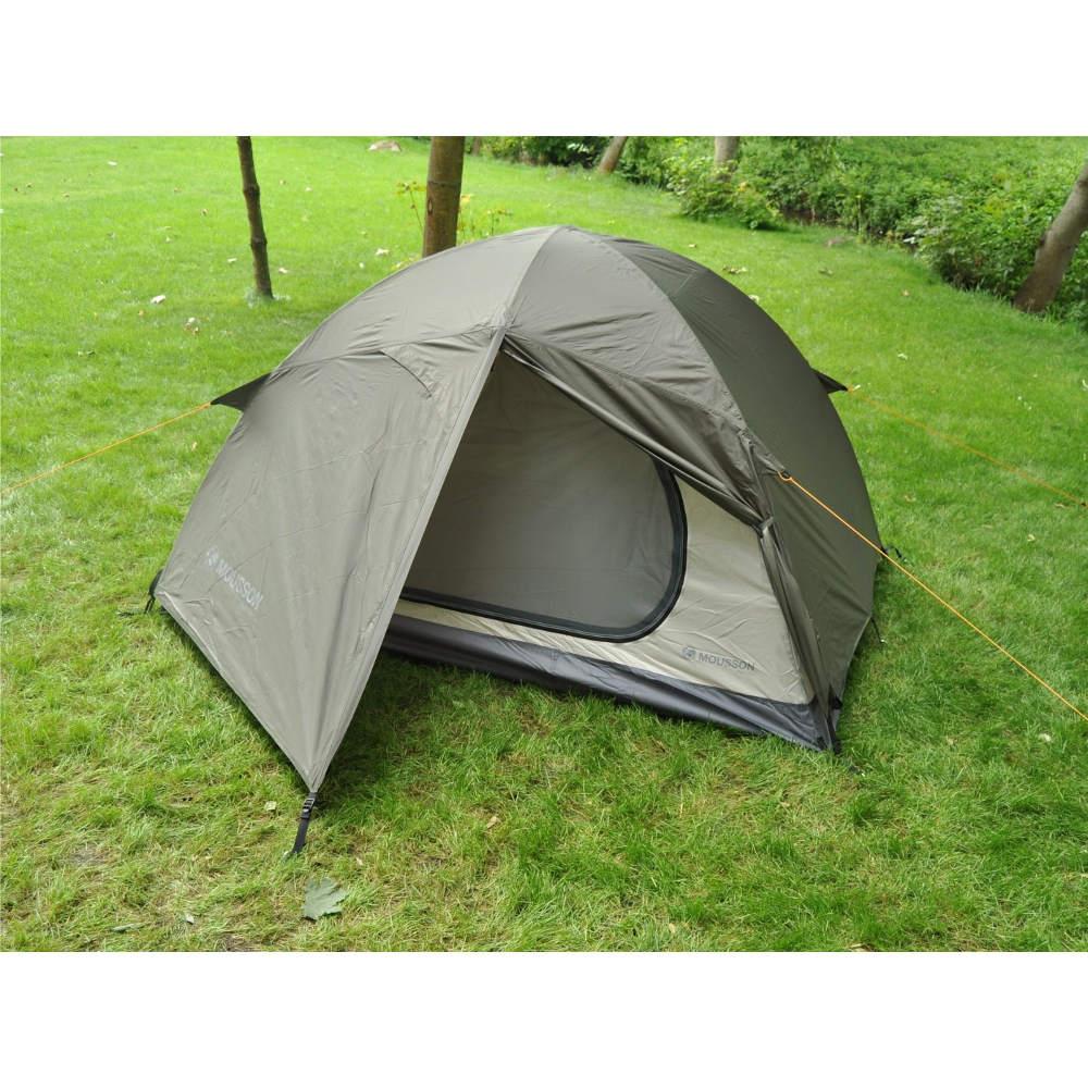 Палатка MOUSSON DELTA 2 KHAKI (7762) Тип каркаса наружный