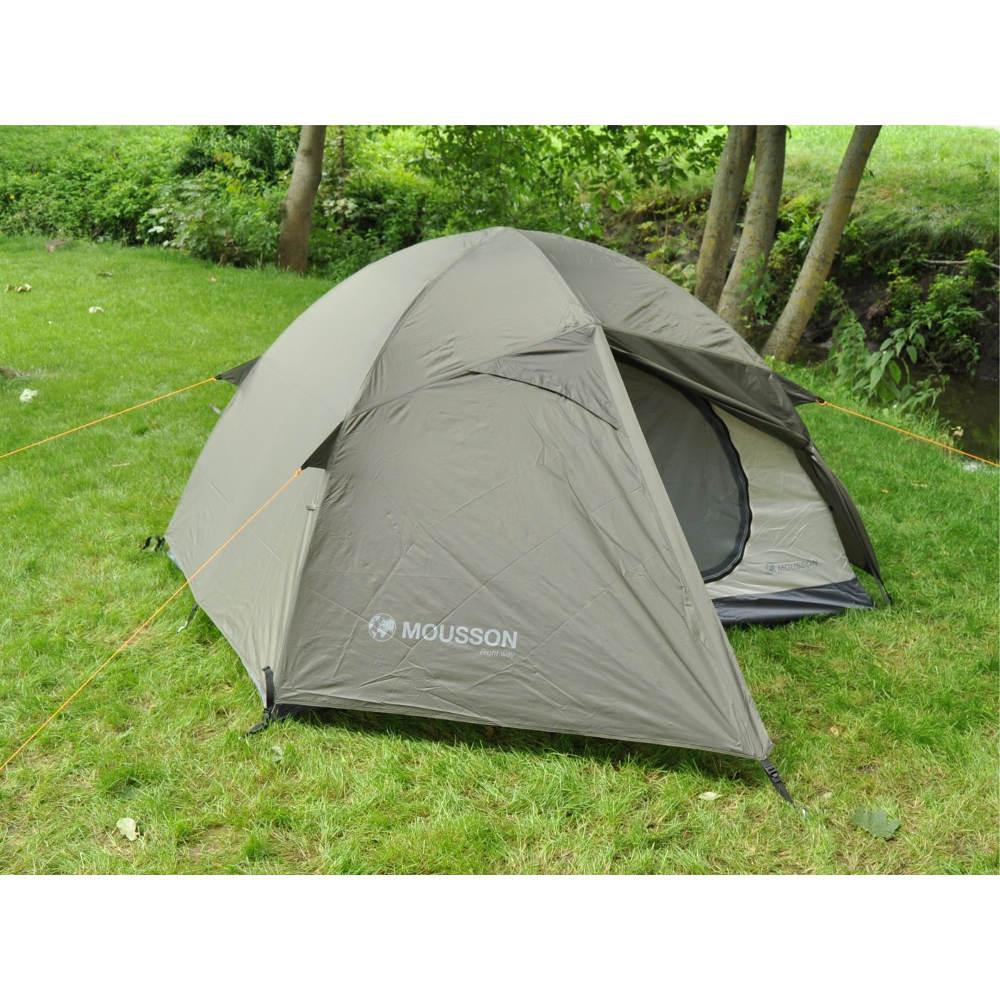 Палатка MOUSSON DELTA 2 KHAKI (7762) Назначение туристическая