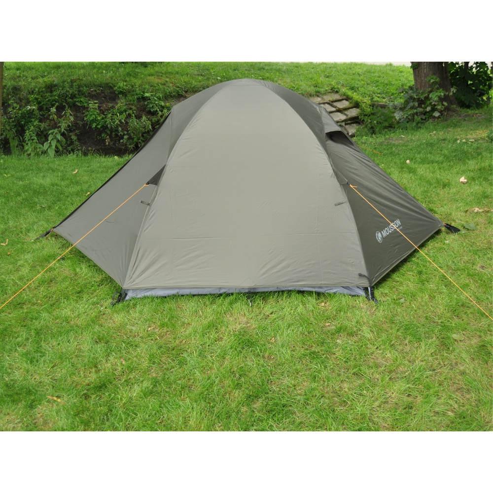 Палатка MOUSSON DELTA 2 KHAKI (7762) Кол-во слоев 2