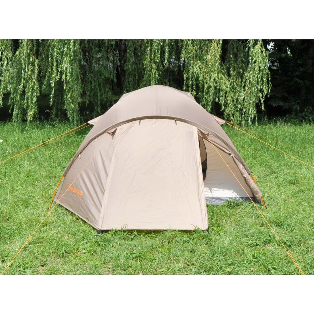 Палатка MOUSSON ATLANT 4 SAND (7766) Тип каркаса наружный