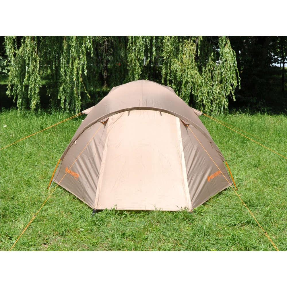 Палатка MOUSSON ATLANT 4 SAND (7766) Назначение туристическая