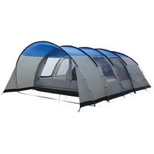 Палатка High Peak Leesburg 6 Grey/Blue (925418)