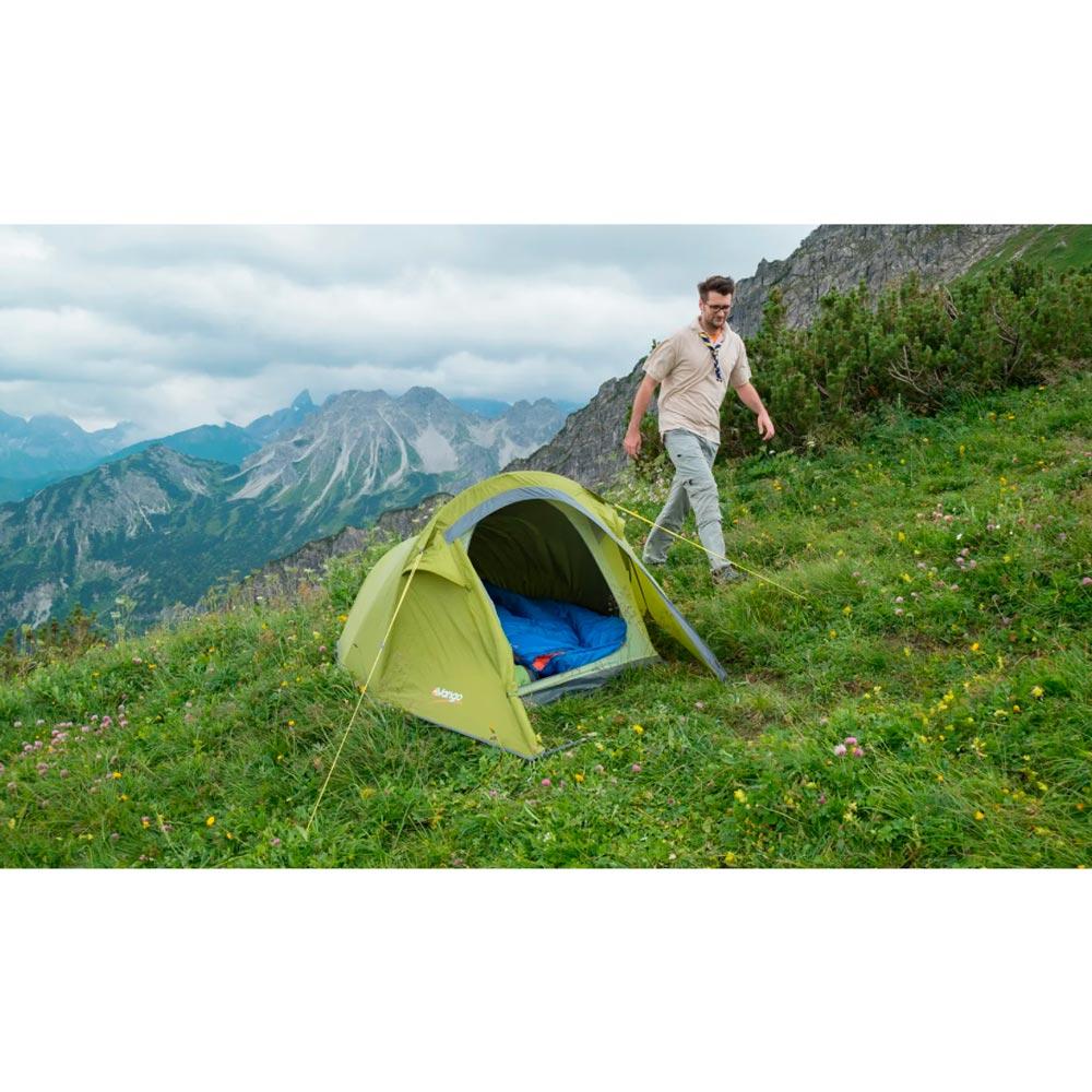Палатка Vango Soul 300 Treetops (926354) Назначение палатка