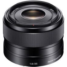 Об'єктив Sony SEL35f/18 35mm f/1.8