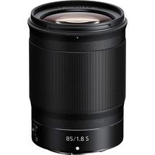 Объектив NIKON Z NIKKOR 85mm f/1.8 S (JMA301DA)