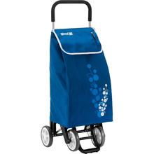 Сумка-тележка GIMI Twin 56 Blue (928418)