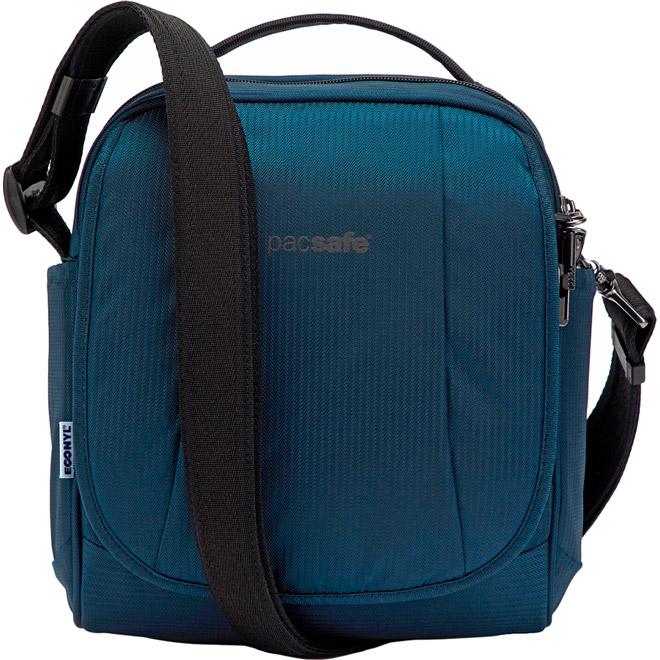 Сумка через плечо PACSAFE Metrosafe LS200 ECONYL Blue (40116641)