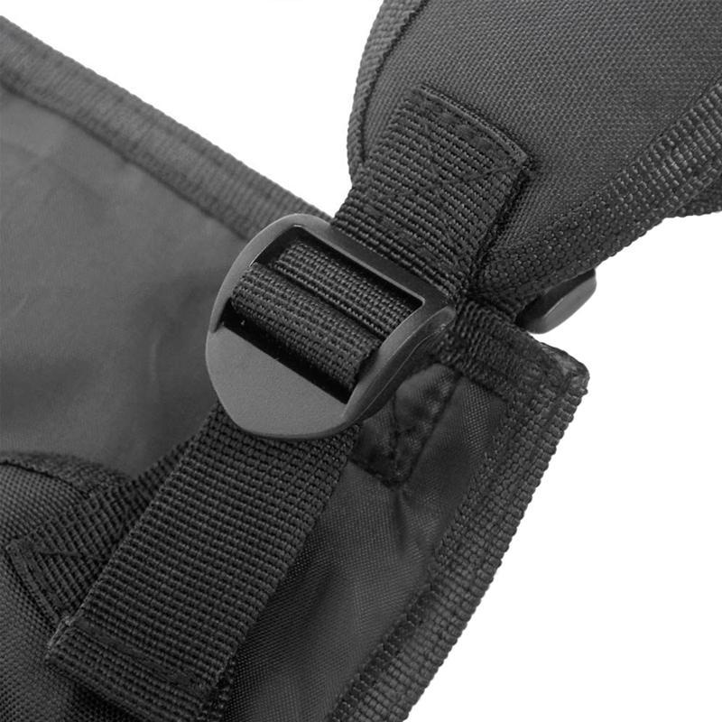 Нагрудная сумка GELIUS Pro Wallaby Bag GP-WB001 Black Тип спортивные сумки
