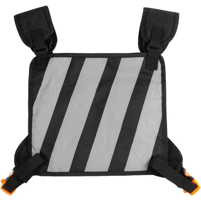 Нагрудная сумка GELIUS Pro Wallaby Bag GP-WB001 Black Цвет черный