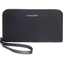 Кошелек TUCANO Sicuro Pochette чёрный (TVA-SIP-BK)