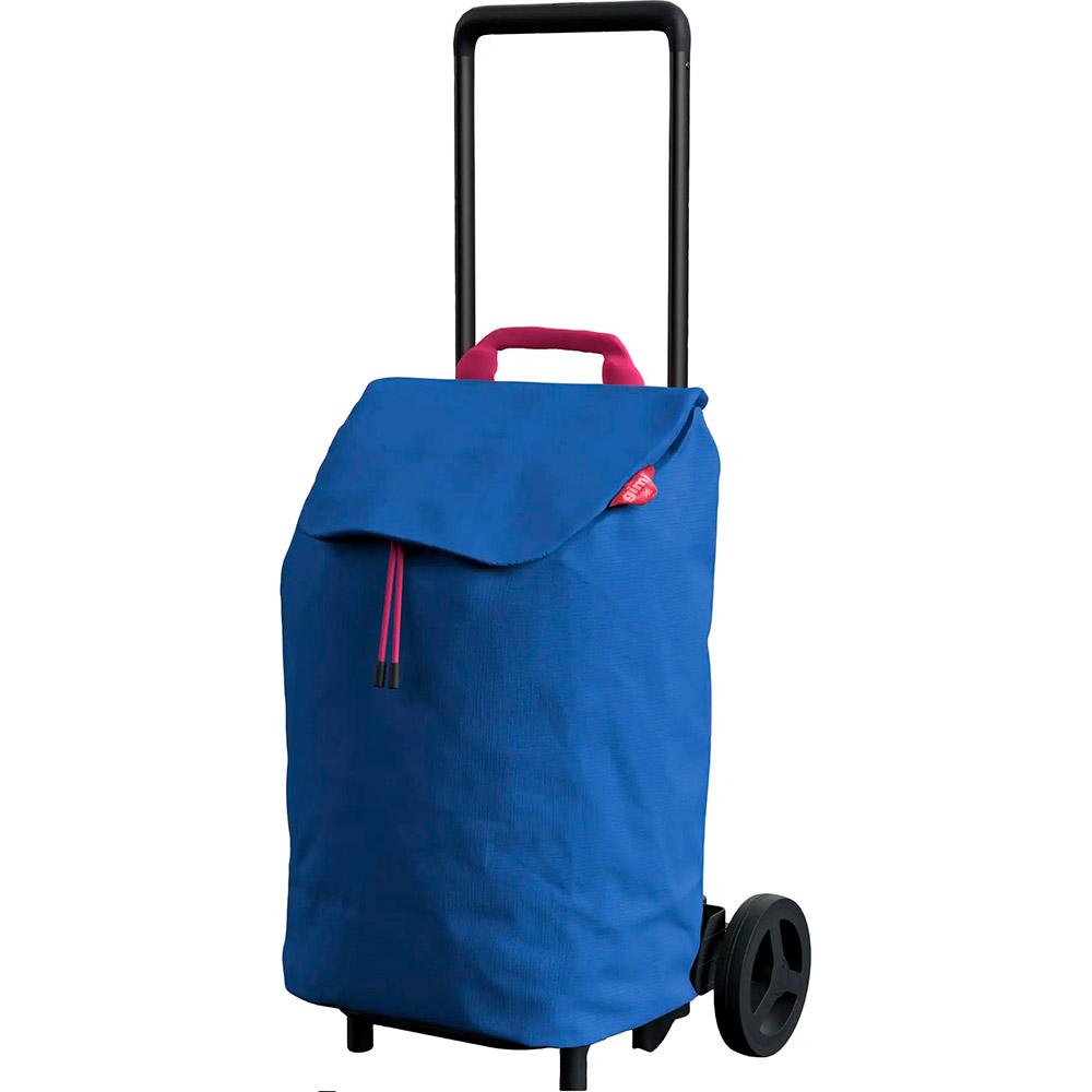 Сумка-тележка GIMI Easy 40 л Blue (929075)