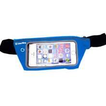 Спортивна сумка-пояс для бігу COLORWAY Blue (CW-CSPUBG-BU)