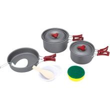 Набор посуды BRS-153 9 предметов
