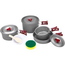 Набор посуды BRS-155 12 предметов