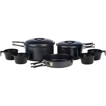 Набор посуды VANGO 4 Person Non-Stick Cook Kit Black (ACXCOOK 009U05)