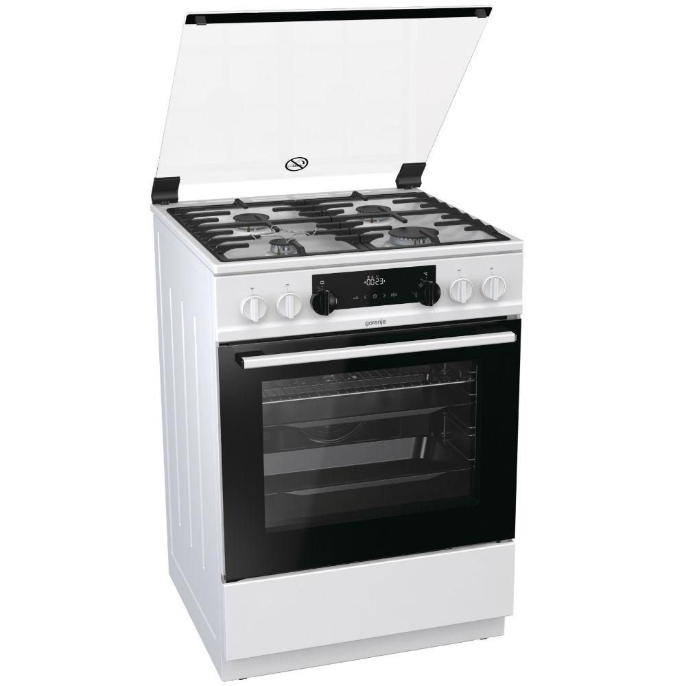 Плита комбинированная GORENJE K 634 WF Тип духовки электрическая
