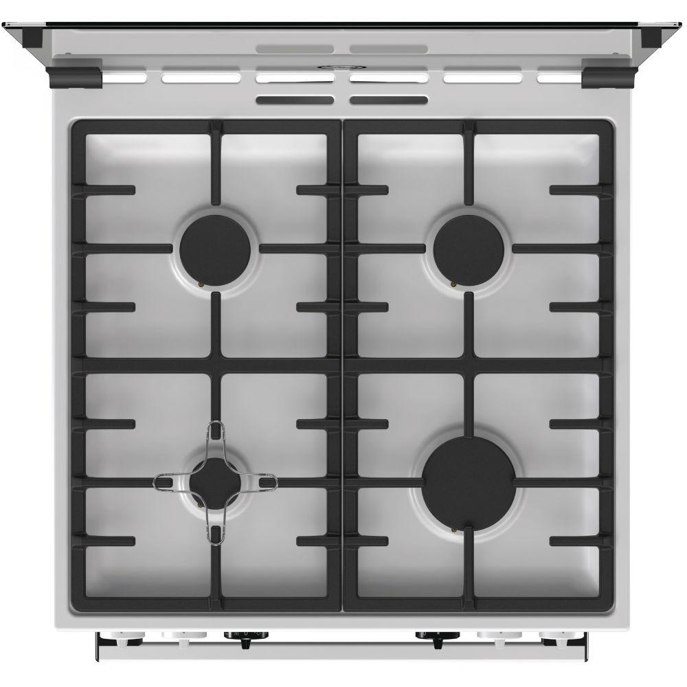 Плита комбинированная GORENJE K 634 WF Покрытие варочной поверхности эмаль