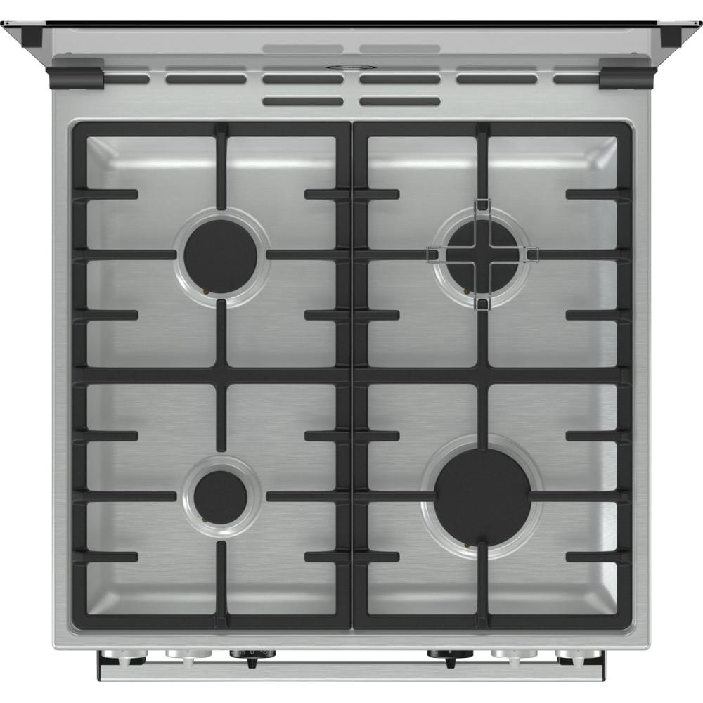 Плита комбинированная GORENJE K634XF Тип духовки электрическая