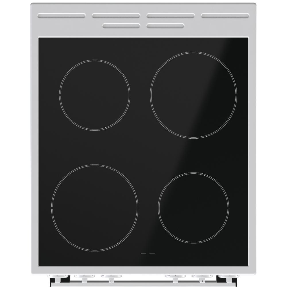 Плита электрическая GORENJE EC 5121 WG-B (FR511A-GSAA2) Тип духовки электрическая