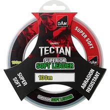 Поводочный материал DAM DAMYL Tectan Superior Soft Leader 100 м 0.80 мм 46.4 кг (низкая память) (66201)