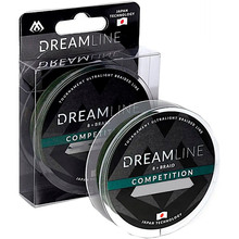 Шнур MIKADO Dream Line Competition 300 м 0.14 мм 12.98 кг Green (ZDL000G-300-014)