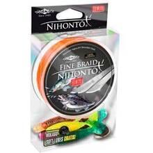 Шнур MIKADO Nihonto Fine Braid 150 м 0.08 мм 4.95 кг orange (Z19O-008)