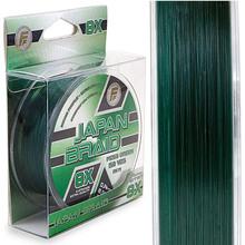 Шнур LINEAEFFE FF Japan Braid 8X мoss Green 135 м / 150yds 0.14 мм 8.5 кг (3009814)