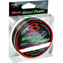 Шнур MIKADO 8 Octa Method Feeder Braid 300 м 0.12 мм 8.9 кг Brown (Z45-012)