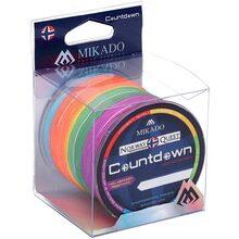 Шнур Mikado Norway Quest Countdown 300 м 0.20 мм 16.80 кг Multicolor (Z46M-020-300)