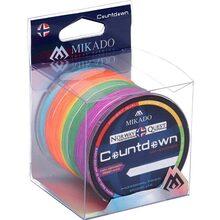 Шнур Mikado Norway Quest Countdown 300 м 0.35 мм 33.50 кг Multicolor (Z46M-035-300)