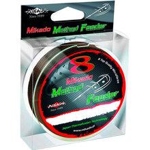 Шнур Mikado 8 Octa Method Feeder Braid 300 м 0.08 мм 5.15 кг Brown (Z45-008)