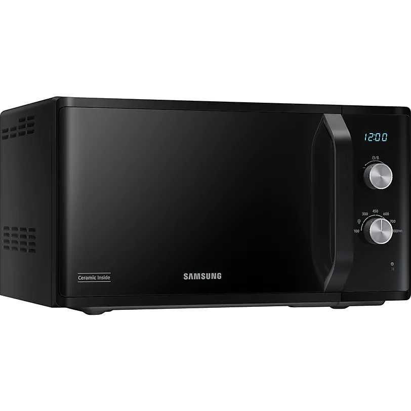 Микроволновая печь SAMSUNG MS23K3614AK/BW Мощность микроволн 800