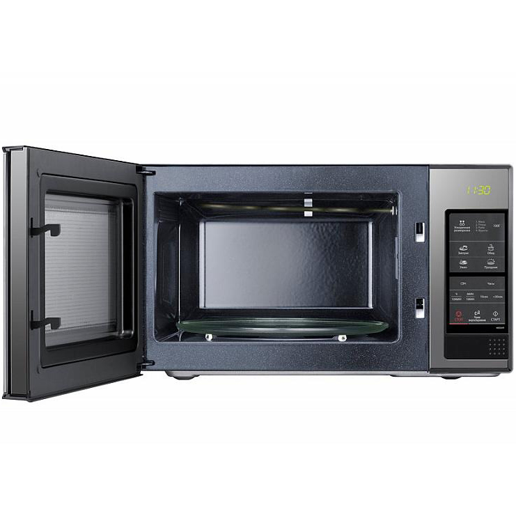 Микроволновая печь SAMSUNG ME83XR/BWT Тип печи соло