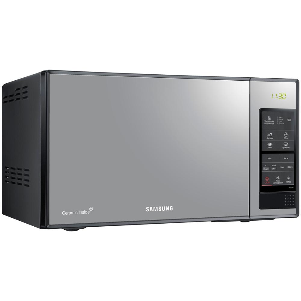Микроволновая печь SAMSUNG ME83XR/BWT Мощность микроволн 850