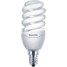 Энергосберегающая лампа PHILIPS 8W E14 220-240V WW 1PF/6 (929689174303)
