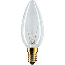 Лампа накаливания PHILIPS Stan 40W E14 230V B35 CL 1CT/10X10F (926000006897)