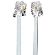 Телефонный кабель GEMBIRD TC6P4C-2M 2 м