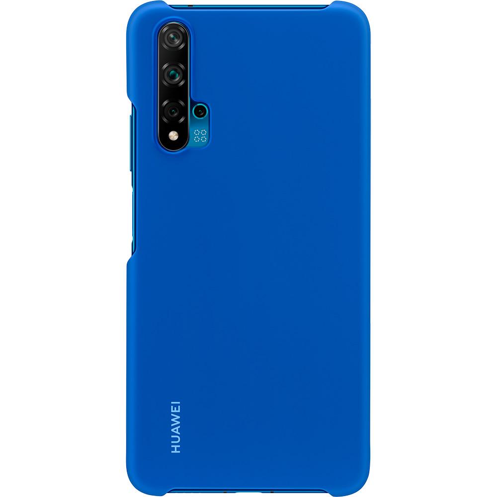 Чехол HUAWEI Case для Huawei Nova 5T Blue (51993762)