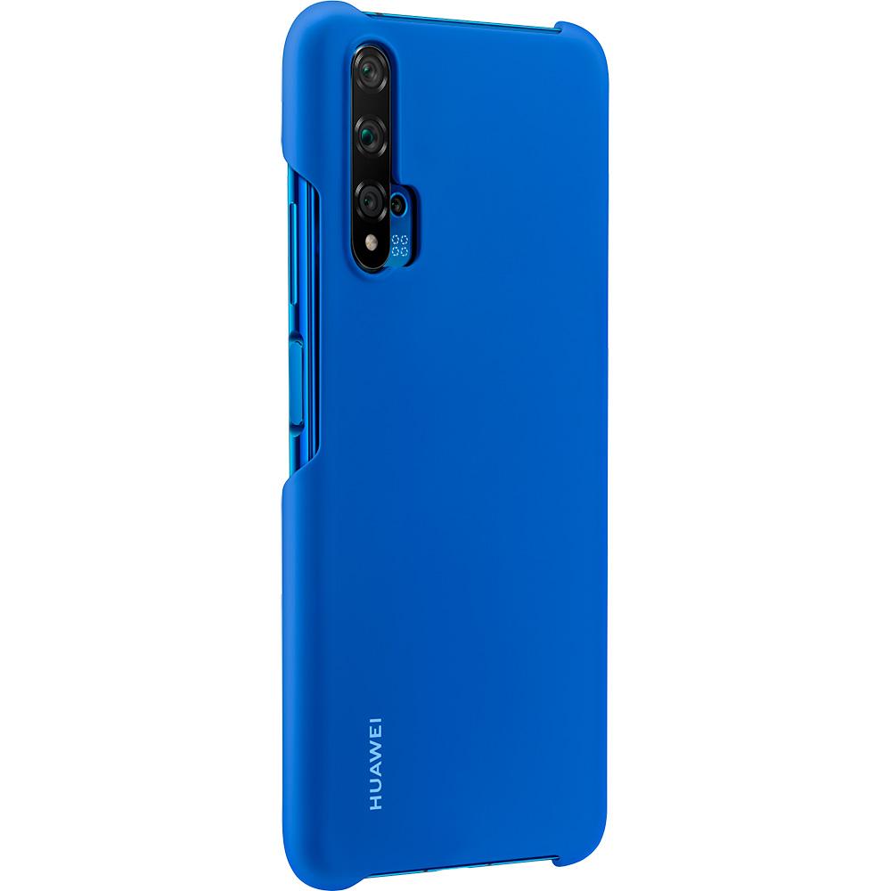 Чехол HUAWEI Case для Huawei Nova 5T Blue (51993762) Цвет синий