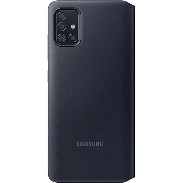 Чехол SAMSUNG Galaxy A51/A515 S View Wallet Cover (EF-EA515PBEGRU) Совместимость по модели Samsung Galaxy A51
