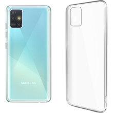 Чехол GLOBALCASE TPU Extra Slim для Samsung Galaxy A51 A515 Transparent (1283126497049)