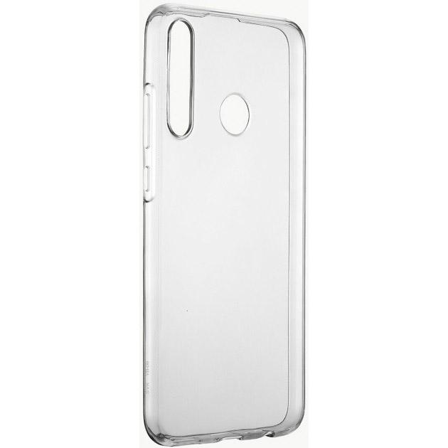Чехол HUAWEI P40 lite E transparent case (51994006) Тип чехол-накладка