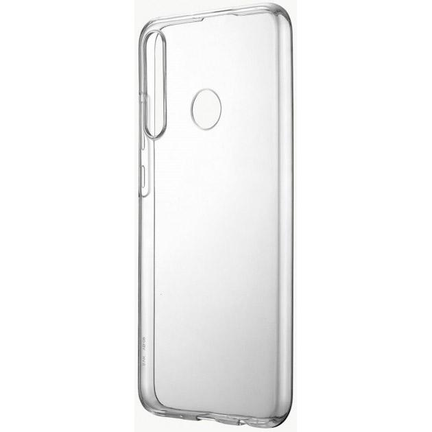 Чехол HUAWEI P40 lite E transparent case (51994006) Цвет прозрачный