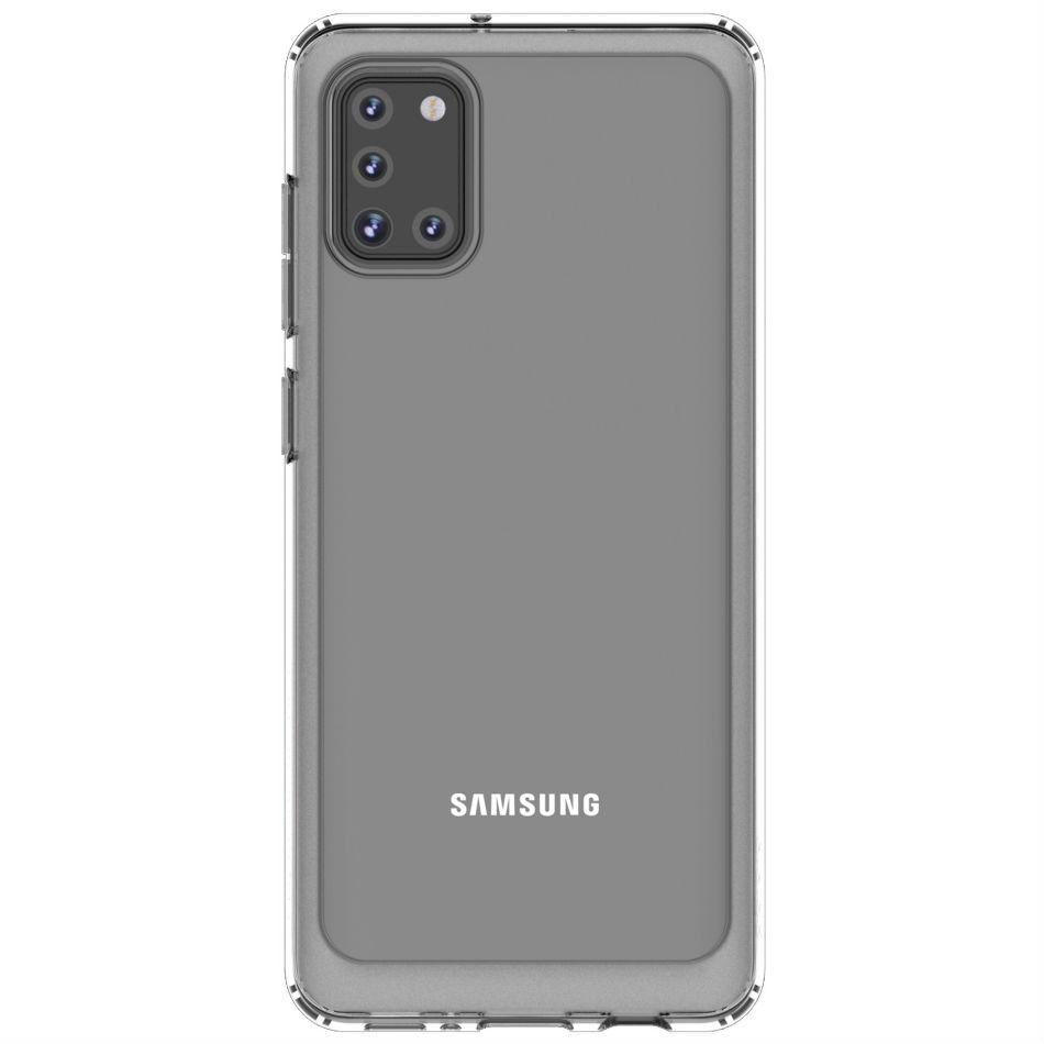 Чехол SAMSUNG KDLab A Cover Galaxy A31 Transparent (GP-FPA315KDATW)